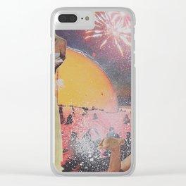 Beaches Clear iPhone Case