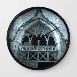 Ressurection Wall Clock