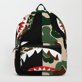 HD camobape by FRNTL Backpack