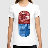 matrix T-shirts featuring Matrix by otaviocvo