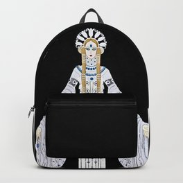 "Art Deco Design ""Byzantine"" Backpack"