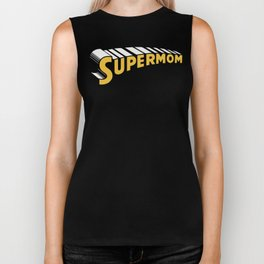 Supermom Biker Tank