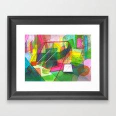 Wacew Framed Art Print