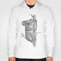 koala Hoodies featuring Koala by 1 of 20