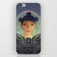 Those Who Came First iPhone & iPod Skin