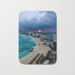 Cancún, Mexico Bath Mat