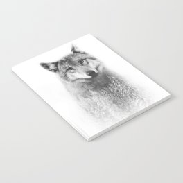 The Wolf and the Forest Notebook