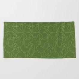 Masaya Beach Towel