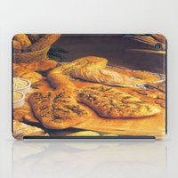 bread iPad Cases featuring Bread by Richard McGee
