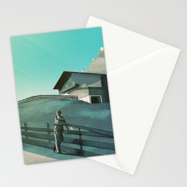 Waiting for You (Summer Version) Stationery Cards