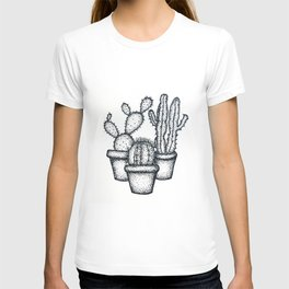 6dfcf1081 Mini Cactus T Shirts | Society6