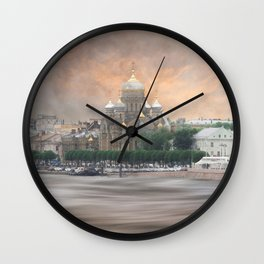 View from the Neva Wall Clock