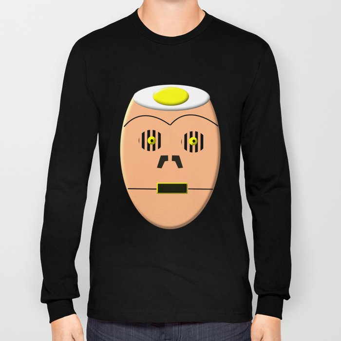 Eggy 3PO Long Sleeve T-shirt
