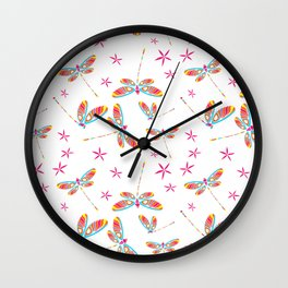 CN DRAGONFLY 1010 Wall Clock