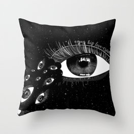 I Like My Body When It Is With Your Throw Pillow