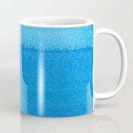Blue Ocean Up Close Coffee Mug