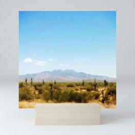 Painterly Southwest Mini Art Print