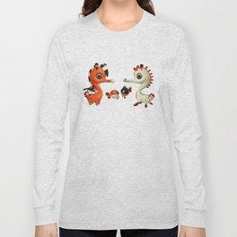 Sea Love Long Sleeve T-shirt