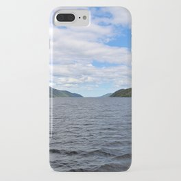 The Great Loch Ness iPhone Case
