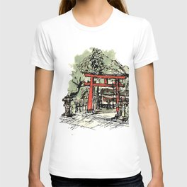 Yoshida Jinja T-shirt