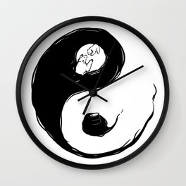 Aftermath Wall Clock