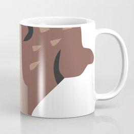 Boar Emoji Coffee Mug