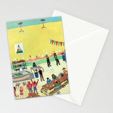 Pizza Tuesday Stationery Cards