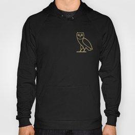 Classic Owl - White Hoody