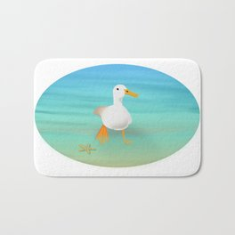 The Paddling Duck at the Se Bath Mat