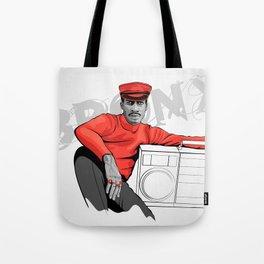 Grandmaster Flash - TrincheraCreativa Tote Bag