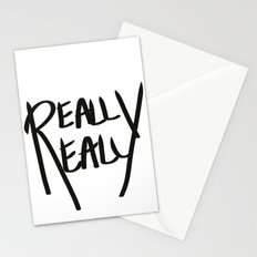 Really, Really Stationery Cards