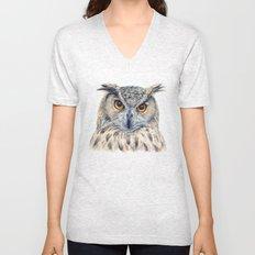 Eage Owl CC1404 Unisex V-Neck