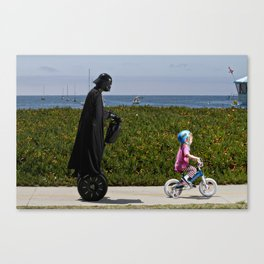 Dark Holiday #4 Canvas Print