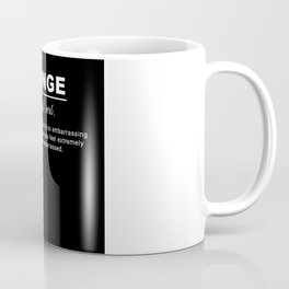 Cringe Coffee Mug