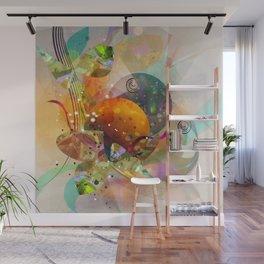 frutti astratti Wall Mural