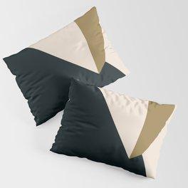 Abstract skyscraper Pillow Sham
