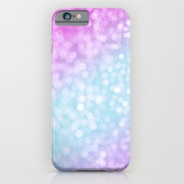 Pastel Glow iPhone Case