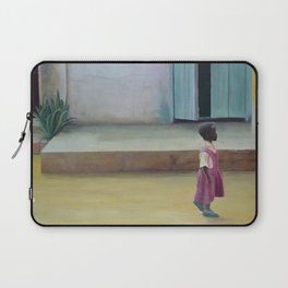 African Girl Laptop Sleeve