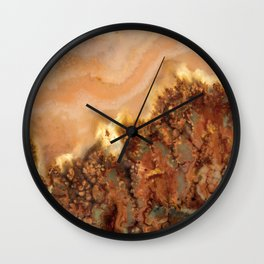 Idaho Gem Stone 20 Wall Clock