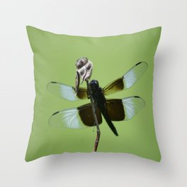Dragons do fly!!! Throw Pillow