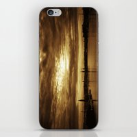 stockholm iPhone & iPod Skins featuring Stockholm by Nicklas Gustafsson