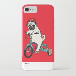 Haters gonna hate NJ iPhone Case