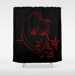 sketch 45 Shower Curtain
