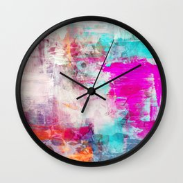 A Hidden Jewel Wall Clock