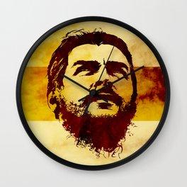 """Ernesto """"el Ché"""" Guevara Wall Clock"""