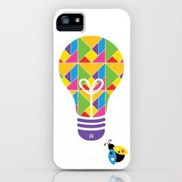 Creator: Bright Idea Art Series  iPhone Case