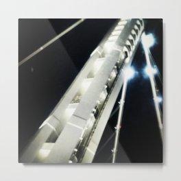 City Bridge  Metal Print
