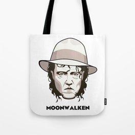 Moonwalken Tote Bag