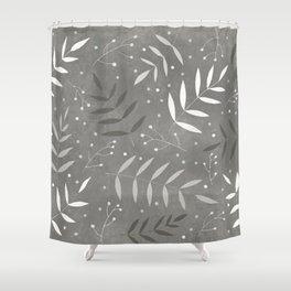 Wonderleaves Shower Curtain
