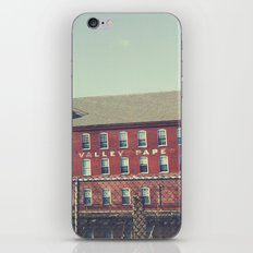 Valley Paper Company iPhone & iPod Skin